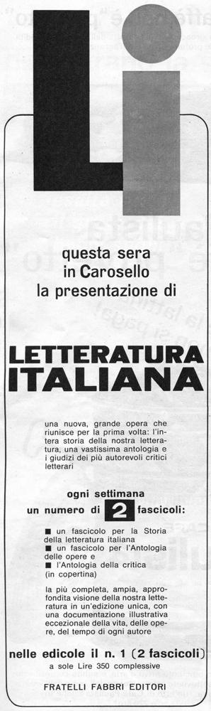 LetteraturaItaliana